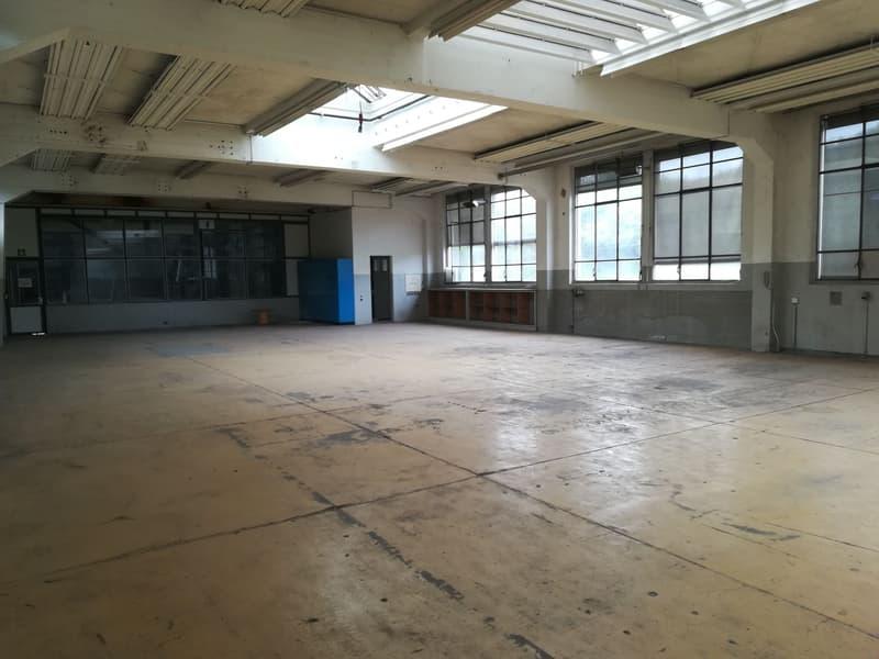 Atelier & dépôt de 483 m2
