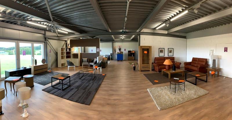 A SAISIR Vos locaux/bureaux à Assens, à louer 596 m2