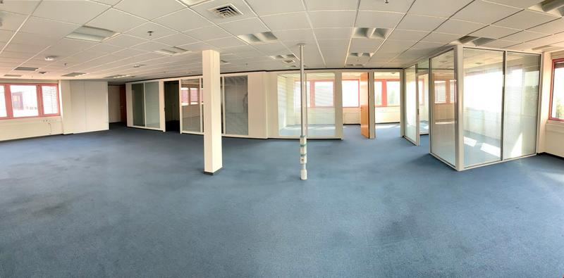 Vos bureaux aménagés de 200 m2 à 1157 m2 entre Lausanne et Morges