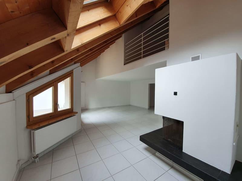 5.5-Zimmer-Dachwohnung