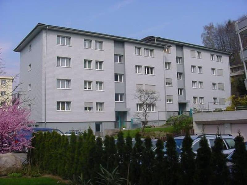 Grosszügige 2.5-Zimmer-Wohnung mit Balkon