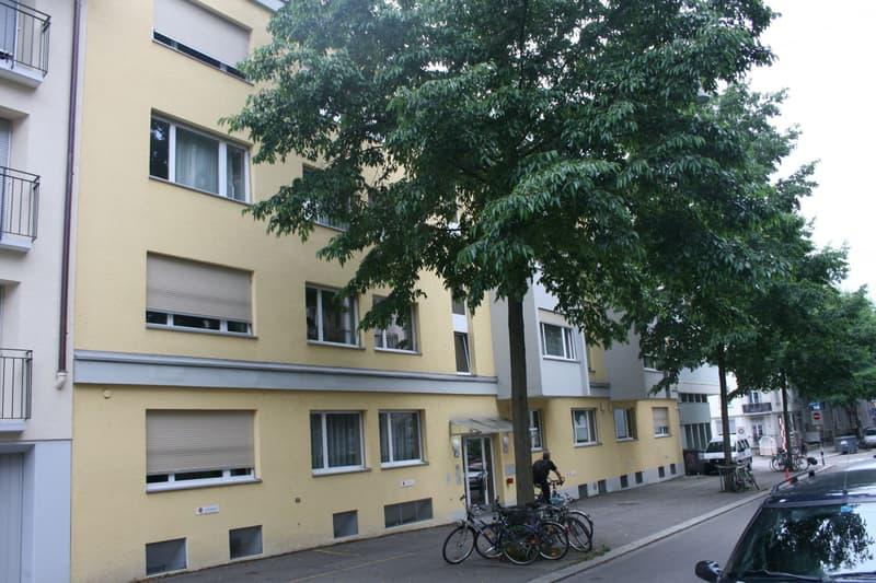 Tiefgaragenplätze am Kreuzplatz
