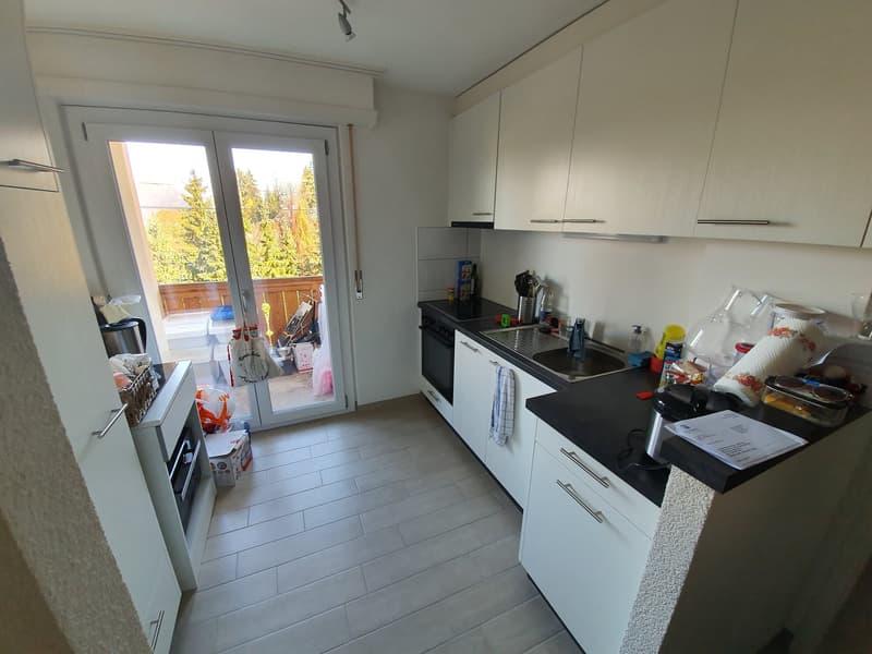 PRINGY Appartement de 2.5 pièces à CHF 1'100.00 Charges comprises