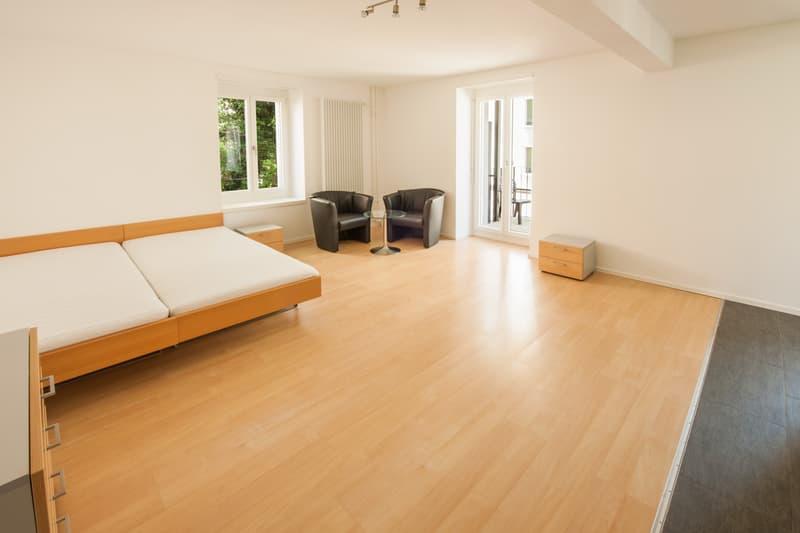 Möblierte Wohnung ideal für Pendler