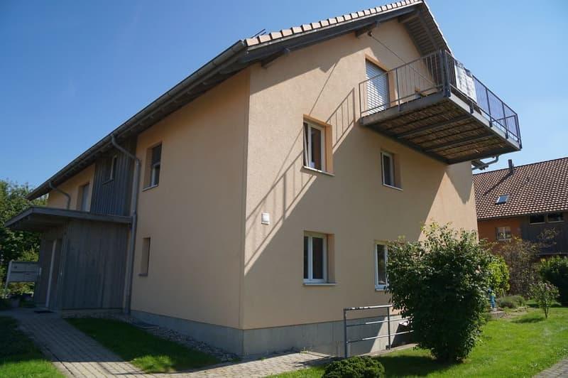 Zu vermieten familienfreundliche 5.5-Zimmer-Eigentumswohnung