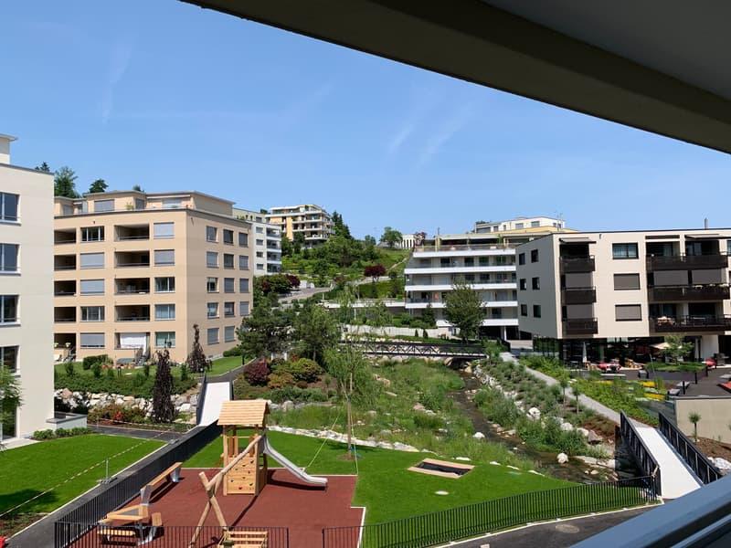 Helle & moderne Wohnung um steuergünstigen Wollerau (2)