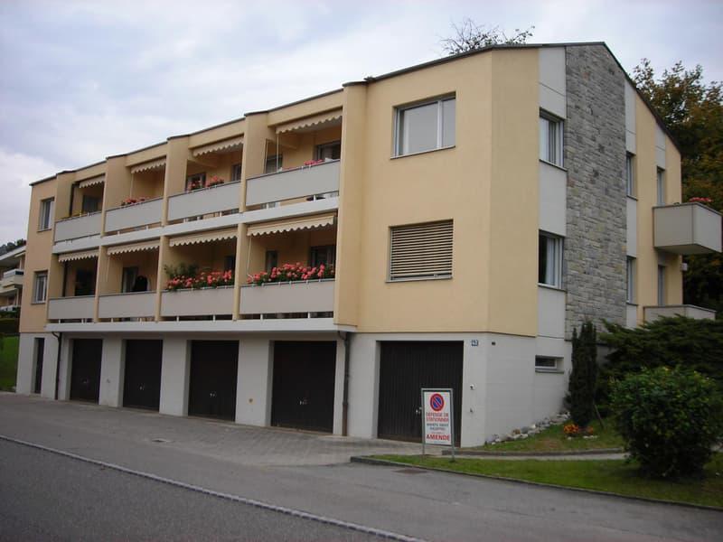 Beau 3,5 pièces avec balcon dans le charmant village de Corseaux