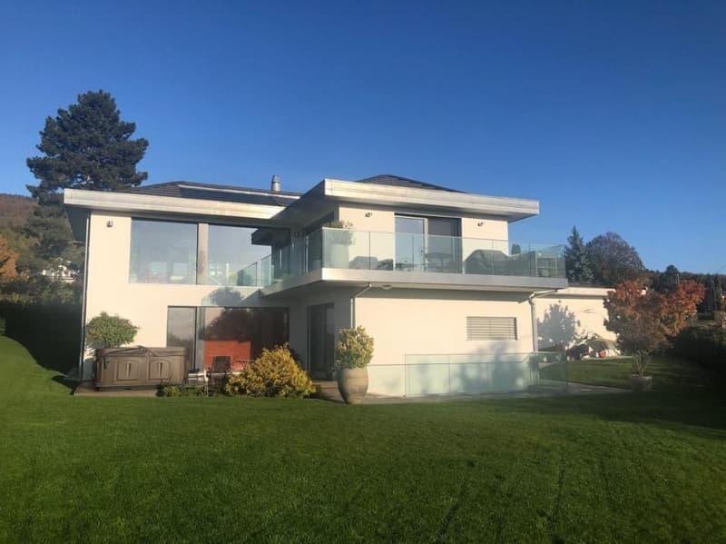 Belle villa contemporaine - Vue Lac - env. 250 m2 utiles