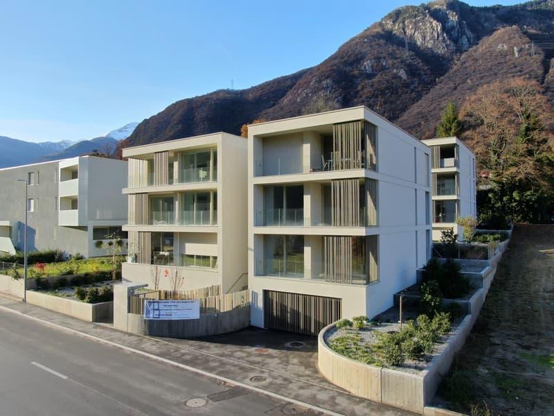 Appartamento 4.5 locali di nuova costruzione a Lumino