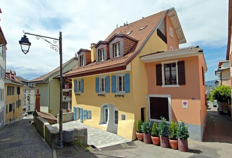 À Vendre, Immeuble de rendement, 1820 Montreux, Réf 3089.1