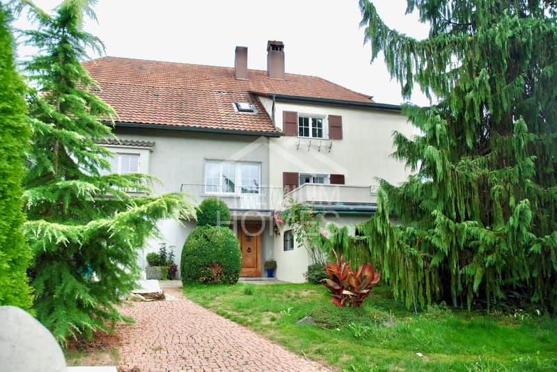 3-Familienhaus mit grosszügigem Garten