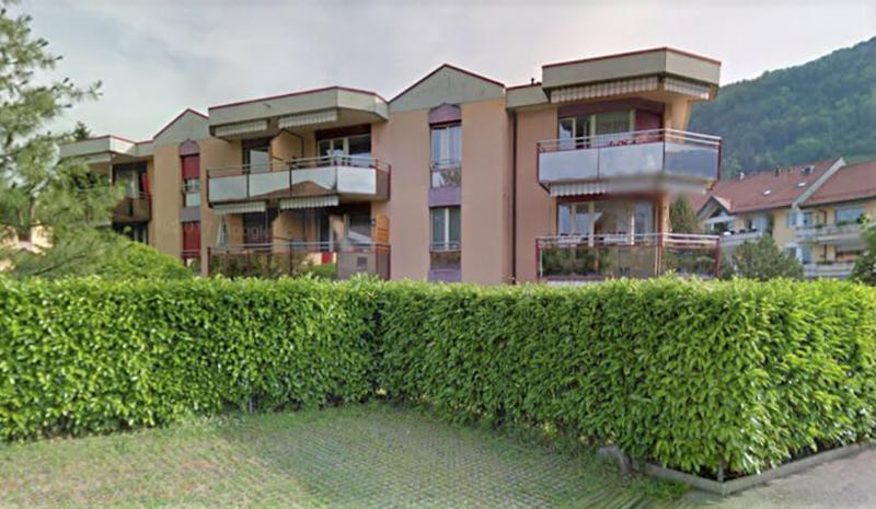 A saisir appartement trés bien aménagé de 2.5 pièces avec balcon dans immeuble calme!