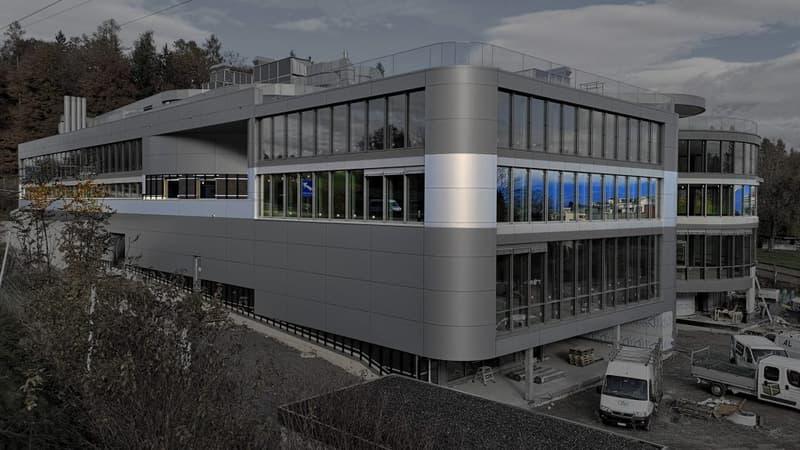 Topmoderne Büroräumlichkeiten im Geschäftszentrum HALTEN (2)