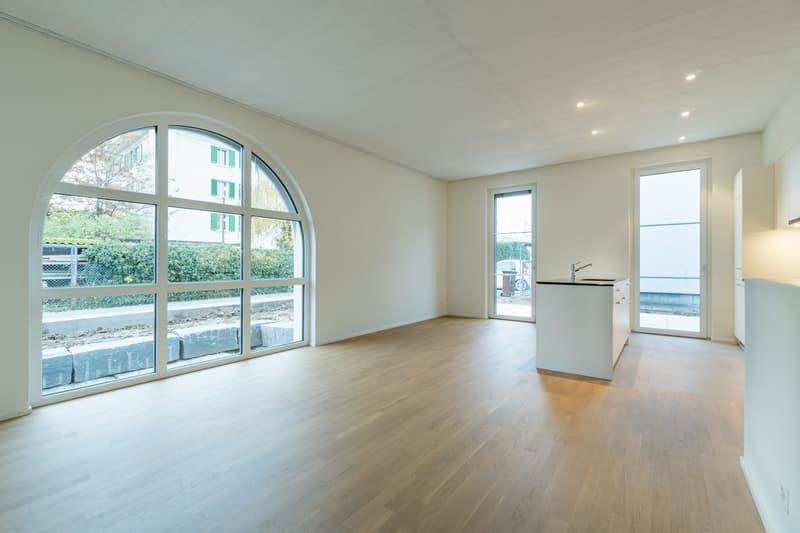 Maisonette-Ateliers im Loftstil an der Reuss - Erstbezug