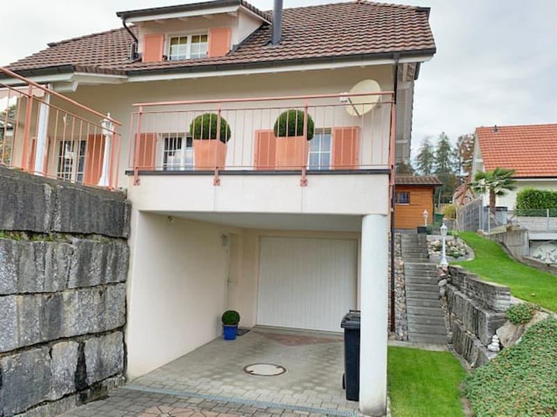 charmantes 6.5 Zimmer Einfamilienhaus mit Garten und gedecktem Sitzplatz