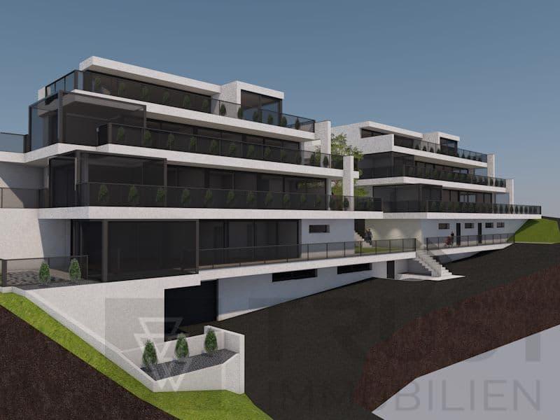 Neubauprojekt BELVEDERE  - exklusive Terrassenwohnungen