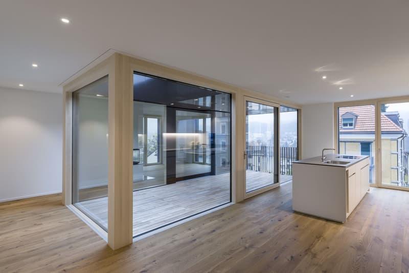 Grosse 2.5 Zimmer-Dachwohnung an zentraler Lage! (1)