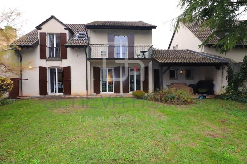 Belle villa Breccolini à Vessy