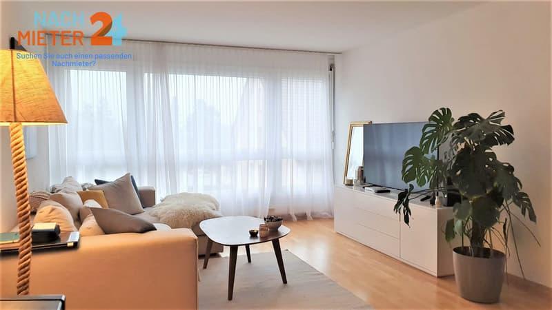 Attraktive 2.5 - Zimmerwohnung in Zürich an ruhiger Lage - Besichtigung nach Vereinbarung
