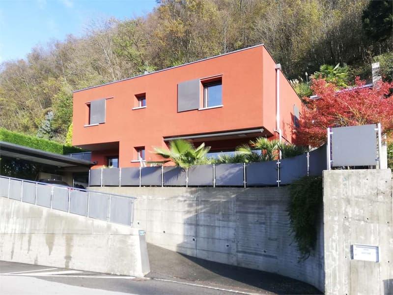 Moderna villa unifamiliare