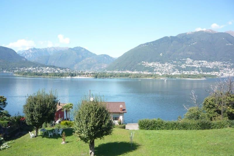 Appartamento 3.5 locali con vista lago