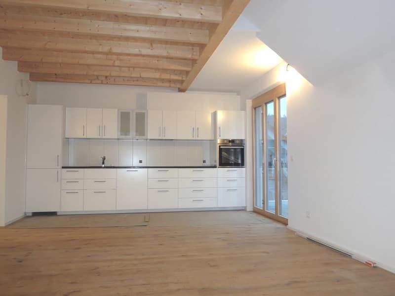 Neue zweistöckige Dachwohnung - 120m2