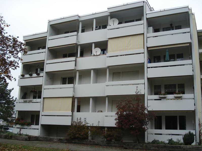 4-Zimmerwohnung, 2. Stock links
