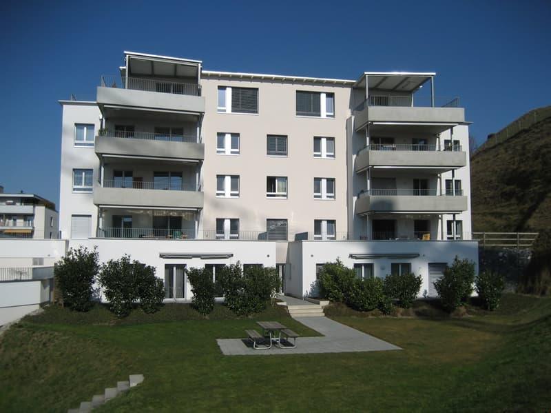Grosszügige Balkone