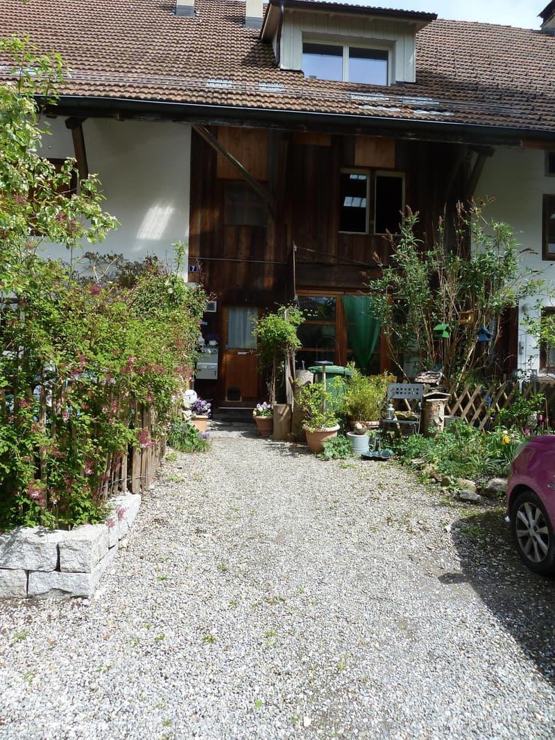 Kleiner Hausteil in Rifferswil