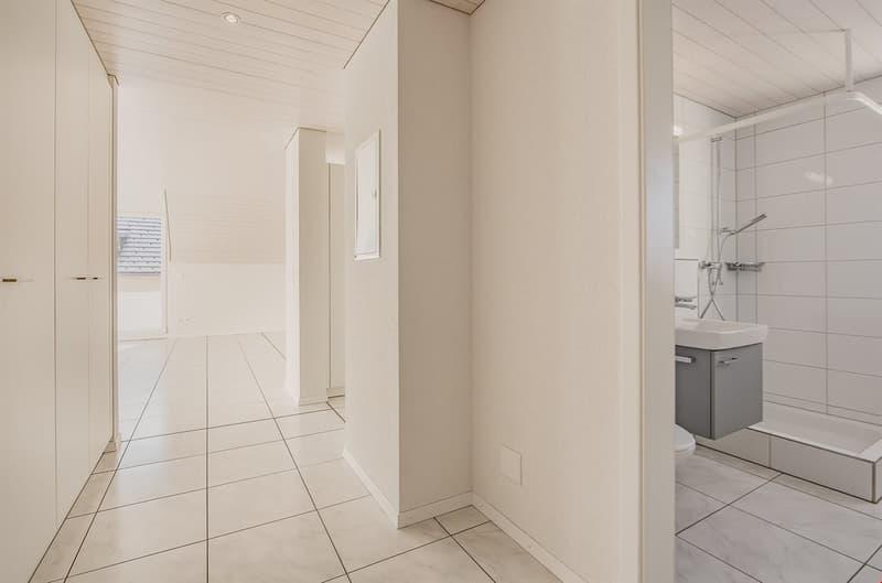 Korridor / Dusche