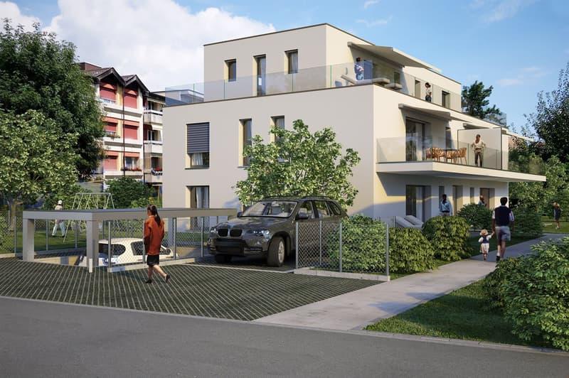 A vendre appartement 3.5 pces au Landeron