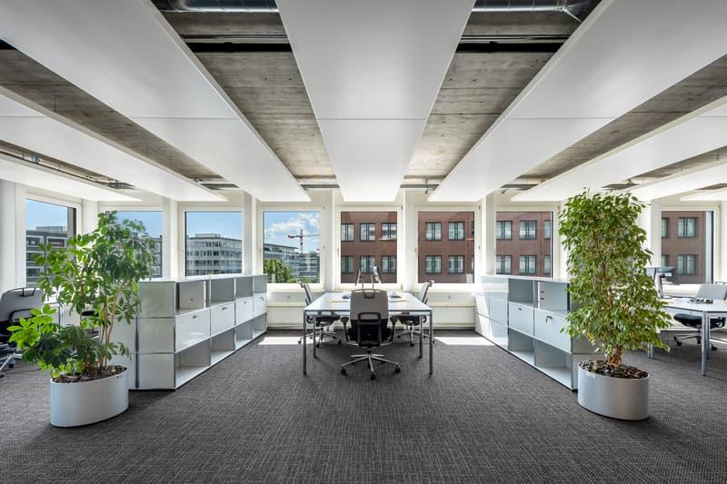 Büroflächen «Tailor Made» nach Ihre Bedürfnissen (1)