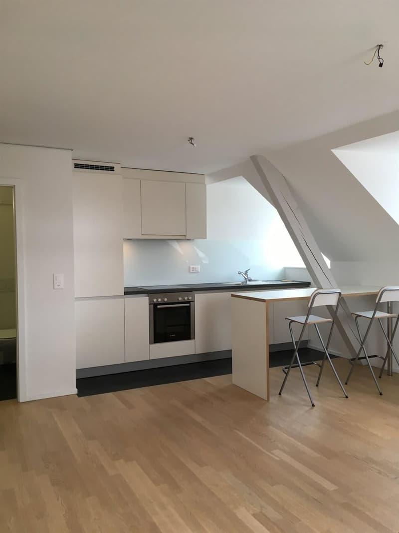 Bel appartement de 2.5 pièces proche du lac (1)