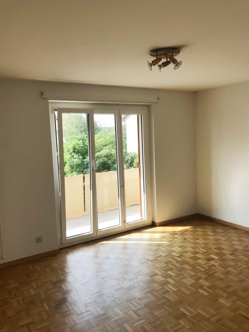Appartement de 3 pièces proche de toutes les commodités