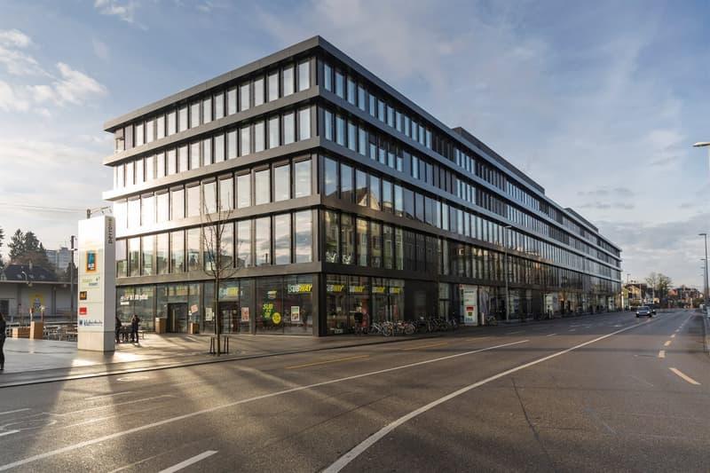Büro-/Praxisfläche Perron 1 - Top Business-Standort!