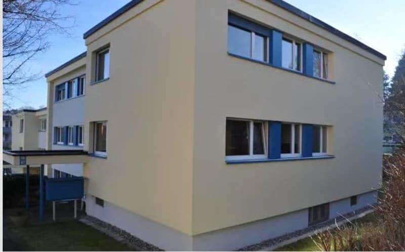 Attraktive 3-Zimmerwohnung an sonniger, ruhiger Lage in Zollikerberg