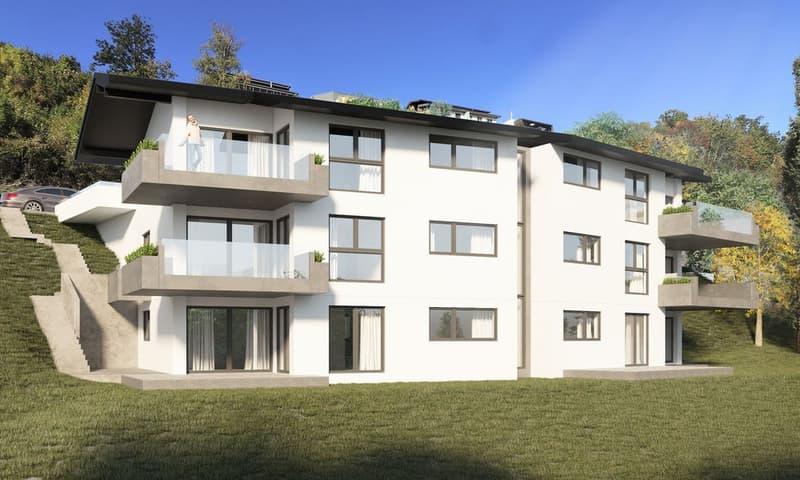 EXCLUSIVITE - Savièse - Magnifique appartement 4½ pièces avec terrasse (2)