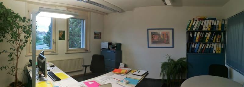 370 m2 de bureaux à vendre à Echallens