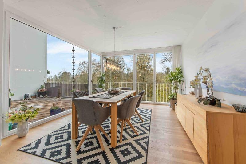 Moderne & exklusive Architektur an ruhiger Wohnlage