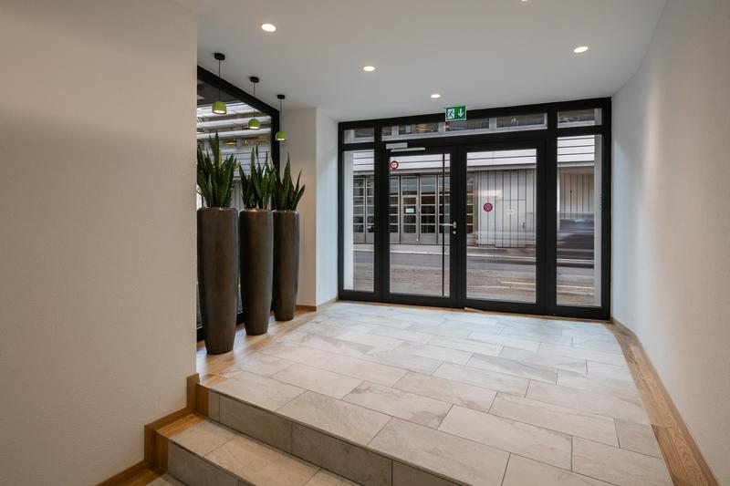 Modern ausgebaute Büroflächen im Herzen der Stadt Zürich (2)