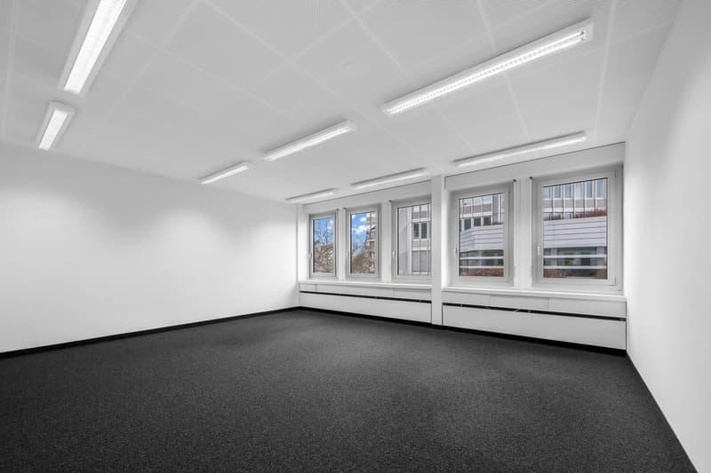 Modern ausgebaute Büroflächen im Herzen der Stadt Zürich (3)