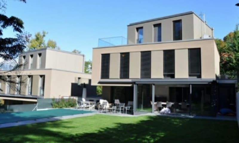 Superbe villa contemporaine avec vue lac