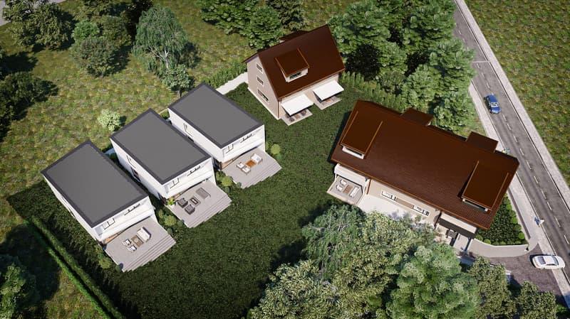 Wohnüberbauung Holzgasse 4, Birr
