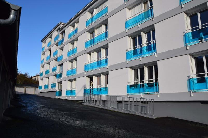 Dpt Puy de Dôme (63), à vendre CLERMONT FERRAND appartement T3