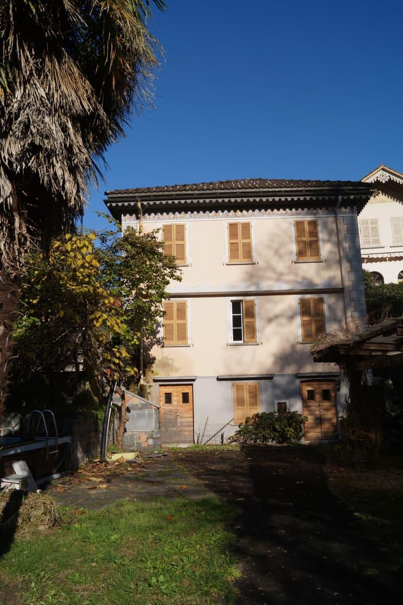 Zweifamilienhaus in Monteggio