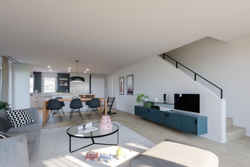 Ideales Zuhause für eine Familie mit Garten!
