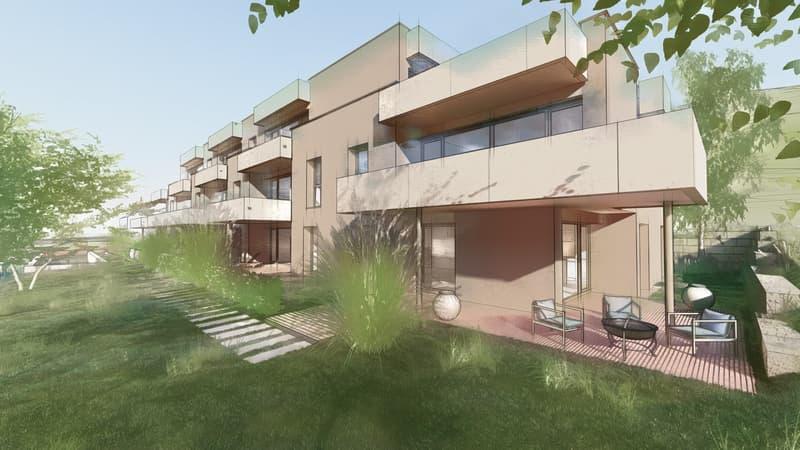 Bollpark 3.5 Zimmer Eigentumswohnung EG (E01)