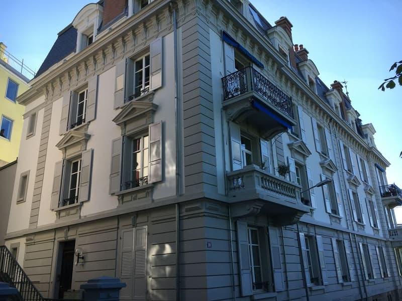 Splendide appartement dans les combles (1)