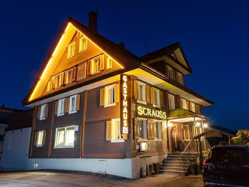 Restaurant Strauss