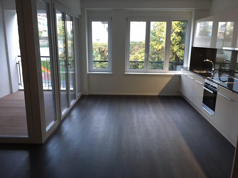 neu erstellt 2.5 Zimmer Wohnung an ruhiger Lage